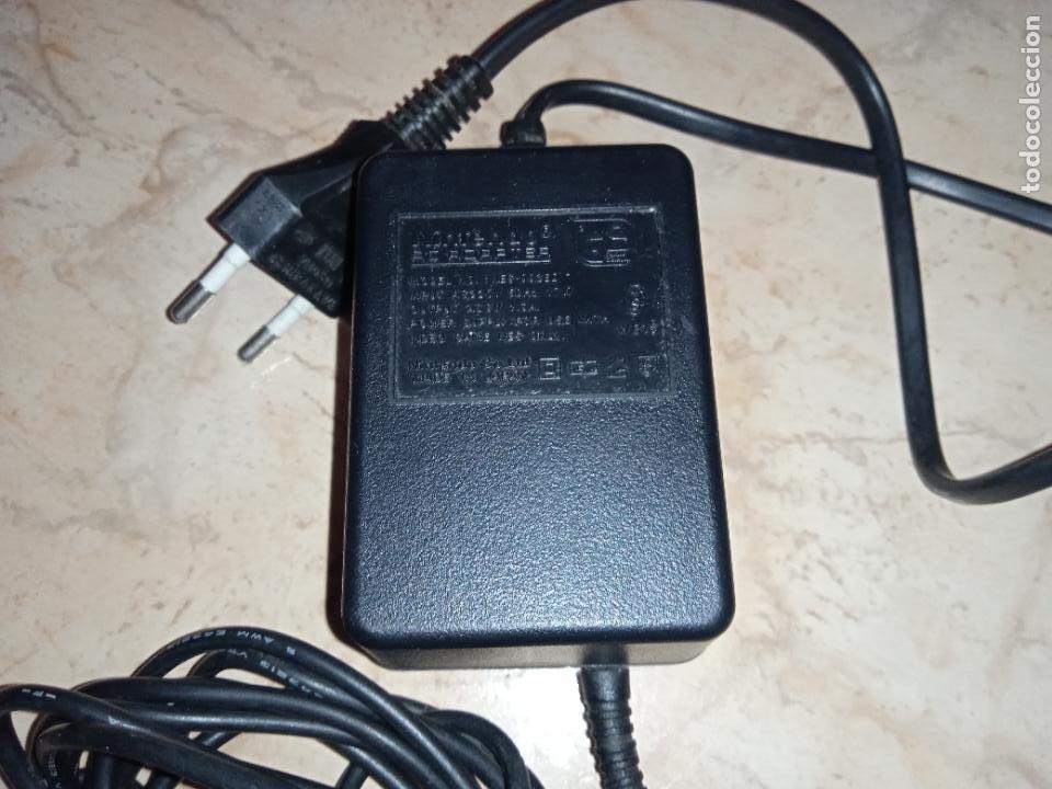 Videojuegos y Consolas: Adaptador Transformador de Corriente Consola NINTENDO NES y SUPER NINTENDO Original - Foto 2 - 241786730