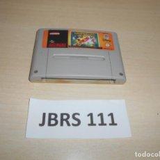 Videojuegos y Consolas: SNES - MICKEY MANIA , PAL EUROPEO , SOLO CARTUCHO. Lote 241787345
