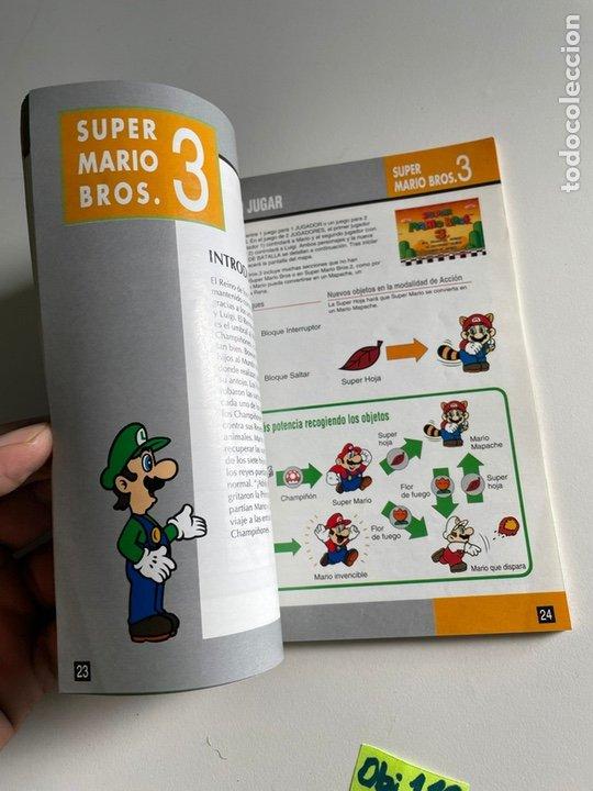 Videojuegos y Consolas: Manual de instrucciones súper Mario - Foto 2 - 242002570