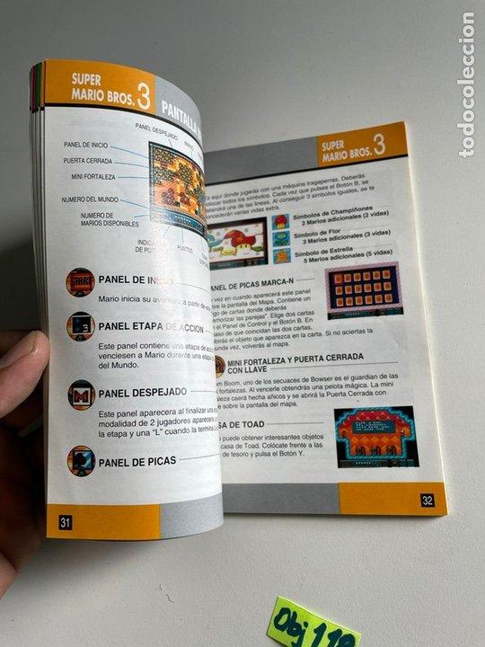 Videojuegos y Consolas: Manual de instrucciones súper Mario - Foto 4 - 242002570