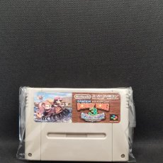 Videojuegos y Consolas: SUPER DONKEY KONG COUNTRY 3 SNES SUPER FAMICOM. Lote 243909035