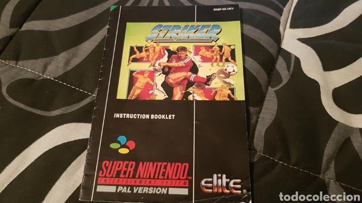 Videojuegos y Consolas: Pack de Manuales instrucciones de SNES y N64 - Foto 8 - 244454425