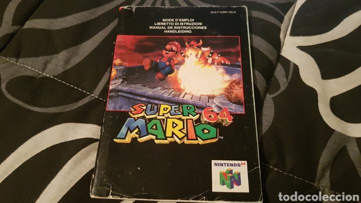 Videojuegos y Consolas: Pack de Manuales instrucciones de SNES y N64 - Foto 10 - 244454425