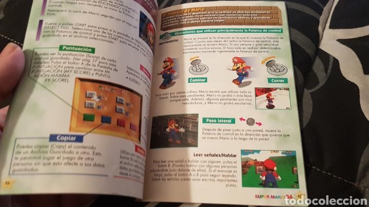 Videojuegos y Consolas: Pack de Manuales instrucciones de SNES y N64 - Foto 11 - 244454425
