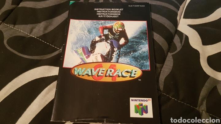 Videojuegos y Consolas: Pack de Manuales instrucciones de SNES y N64 - Foto 12 - 244454425