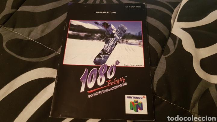 Videojuegos y Consolas: Pack de Manuales instrucciones de SNES y N64 - Foto 14 - 244454425