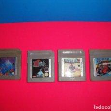 Videojuegos y Consolas: JUEGOS NINTENDO GAME BOY. Lote 244723315