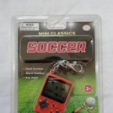 Videojuegos y Consolas: NINTENDO MINI CLASSICS SOCCER GAME & WATCH - NUEVO. Lote 244839015