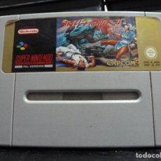 Videojuegos y Consolas: JUEGO DE SUPER NINTENDO STREET FIGHTER II 2. Lote 244950385