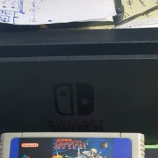 Videojogos e Consolas: NINTENDO SNES SUPER RTYPE PAL FAH. Lote 245019855