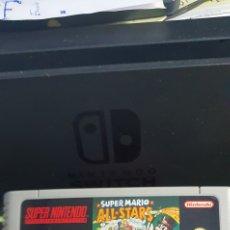 Videojuegos y Consolas: NINTENDO SNES SUPER MARIO ALL STARS. Lote 245019980
