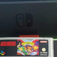 Videojogos e Consolas: NINTENDO SNES BATTLETOADS. Lote 245020690