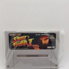 Videojuegos y Consolas: STREET FIGHTER II 2 SNES SUPER FAMICOM. Lote 245610870