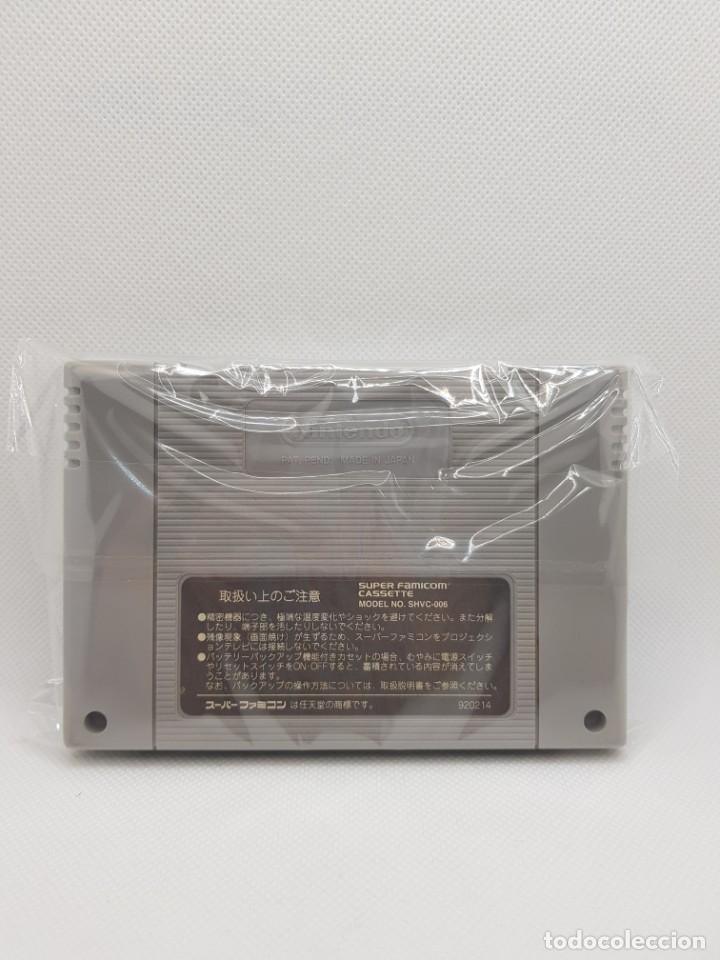 Videojuegos y Consolas: Tiny Toon Adventures Buster Busts Loose SFC Super Famicom - Foto 2 - 245629365