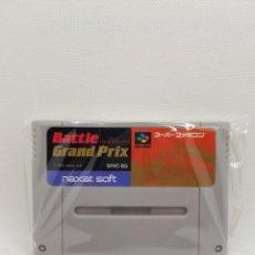 Videojuegos y Consolas: BATTLE GRAND PRIX RACING SFC SUPER FAMICOM. Lote 245631470