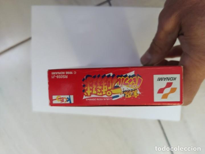 Videojuegos y Consolas: JIKKYOU POWERFUL PRO YAKYUU BASIC HAN 98 SNES SUPER NINTENDO FAMICOM JAPAN - Foto 11 - 246201290