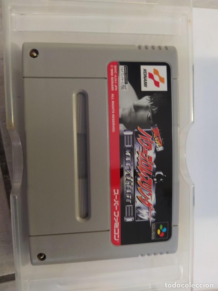 Videojuegos y Consolas: PRO WRESTLING 96 MAX VOLTAGE SNES SUPER NINTENDO FAMICOM JAPAN COMPLETO - Foto 3 - 246203150