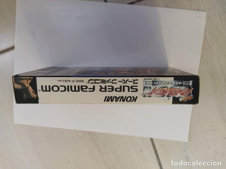 Videojuegos y Consolas: PRO WRESTLING 96 MAX VOLTAGE SNES SUPER NINTENDO FAMICOM JAPAN COMPLETO - Foto 9 - 246203150