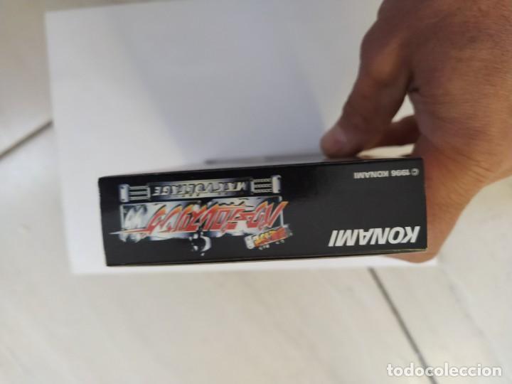 Videojuegos y Consolas: PRO WRESTLING 96 MAX VOLTAGE SNES SUPER NINTENDO FAMICOM JAPAN COMPLETO - Foto 12 - 246203150
