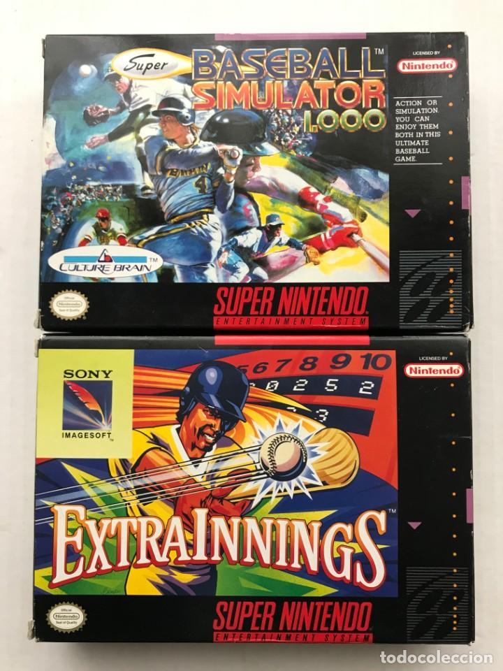 PACK DOS JUEGOS DE SUPER NINTENDO SNES KREATEN (Juguetes - Videojuegos y Consolas - Nintendo - SuperNintendo)
