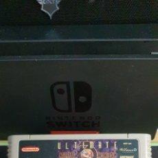 Videojogos e Consolas: NINTENDO SNES ULTIMATE MORTAL KOMBAT 3. Lote 246248405