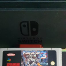 Videojogos e Consolas: NINTENDO SNES ROBOCOP 3. Lote 246249435