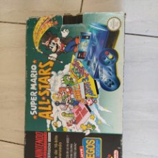 Videogiochi e Consoli: CONSOLA SUPER NINTENDO SNES ORIGINAL CON CAJA Y MANUAL. Lote 246271815