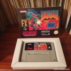Videojuegos y Consolas: DOOM / SUPERNES. Lote 246286820
