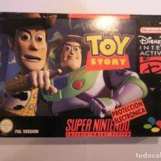 Videojuegos y Consolas: TOY STORY - JUEGO SUPERNINTENDO - SNES. Lote 246323575