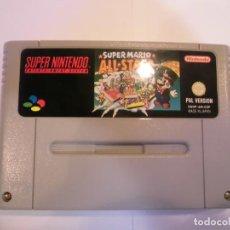 Videojuegos y Consolas: SUPER MARIO ALL STARS - JUEGO SUPERNINTENDO - SNES. Lote 246324850