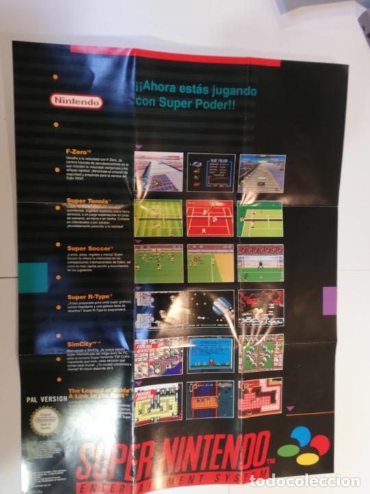 Videojuegos y Consolas: STARFOX - JUEGO SUPERNINTENDO - SNES - Foto 5 - 276694318