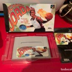 Videojuegos y Consolas: SÚPER FAMICOM. MICHAEL JORDAN.. Lote 246995095