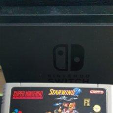 Videojuegos y Consolas: NINTENDO SNES STARWING. Lote 247365305