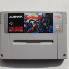 Jeux Vidéo et Consoles: CASTLEVANIA IV SUPER NINTENDO SNES. Lote 247796935
