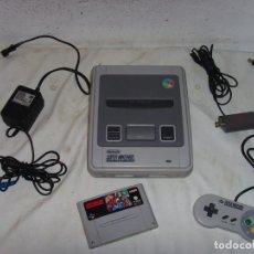 Videojuegos y Consolas: CONSOLA SUPER NINTENDO 16 BITS. Lote 249061825