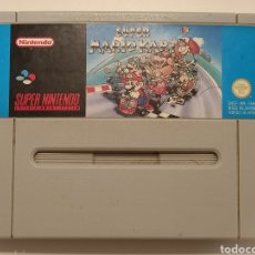 Videojogos e Consolas: SUPER MARIO KART. SNES. SUPER NINTENDO. PAL.. Lote 249579035