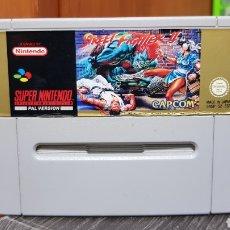 Videojuegos y Consolas: SÚPER NINTENDO STREET FIGHTER II. Lote 252067525
