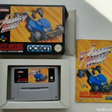 Videojuegos y Consolas: EXHAUST HEAT COMPLETO SUPER NINTENDO SNES. Lote 252495835