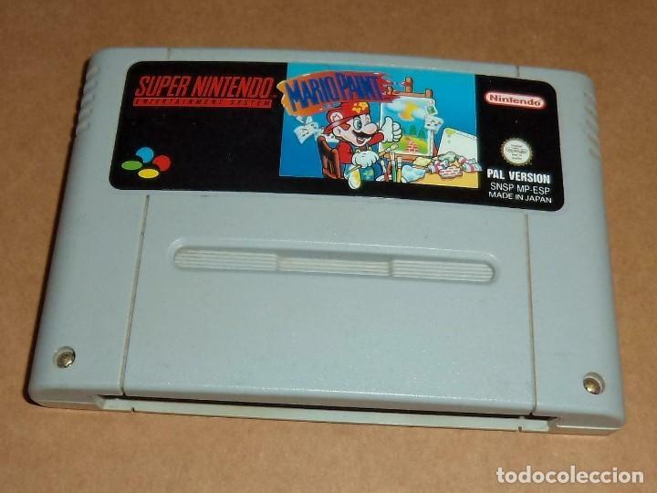 MARIO PAINT PARA NINTENDO SNES, PAL (Juguetes - Videojuegos y Consolas - Nintendo - SuperNintendo)
