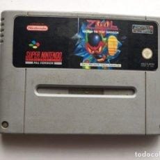 Videojuegos y Consolas: ZOOL. Lote 253984800
