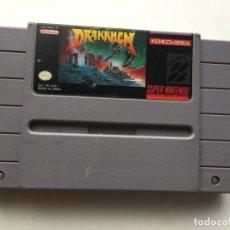 Videojuegos y Consolas: DRAKKHEN. Lote 253985100