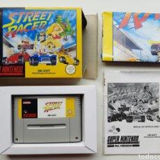 Videojuegos y Consolas: STREET RACER PAL ESPAÑOLIZADO COMPLETO SUPER NINTENDO SNES. Lote 254567615