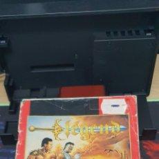 Videojuegos y Consolas: NINTENDO SNES MANUAL LEGEND MUY USADO. Lote 255484450