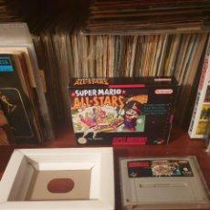 Videojuegos y Consolas: SUPER MARIO ALL STARS / SUPERNES. Lote 255549175