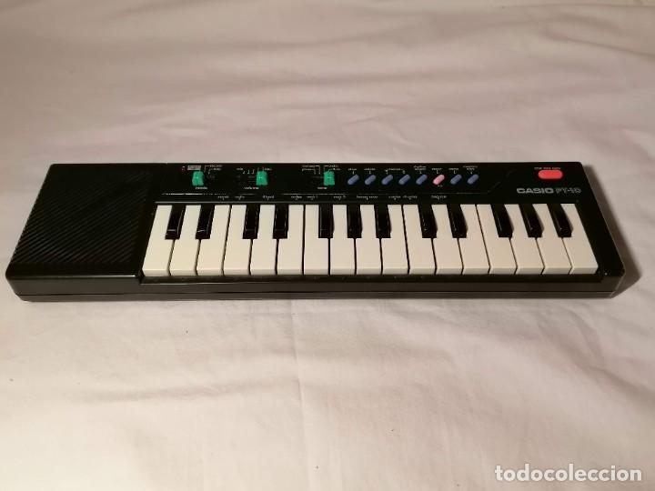 Videojuegos y Consolas: Organo Casio PT-10 Vintage Funcionando - Foto 9 - 255941455