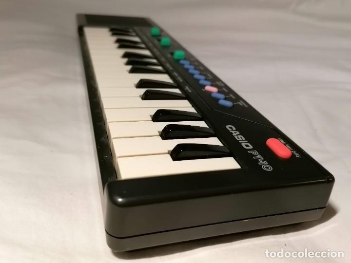 Videojuegos y Consolas: Organo Casio PT-10 Vintage Funcionando - Foto 5 - 255941455