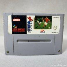Videojuegos y Consolas: VIDEOJUEGO SUPER NINTENDO SNES - FIFA 96 SOCCER - EUR. Lote 256116145