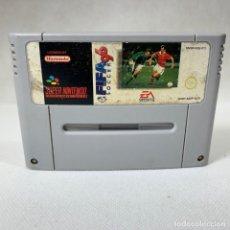 Videojuegos y Consolas: VIDEOJUEGO SUPER NINTENDO SNES - FIFA 96 SOCCER - EUR. Lote 256118180