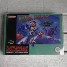 Videojuegos y Consolas: MEGA MAN MEGAMAN X FOR SUPER NINTENDO SNES. Lote 257295150