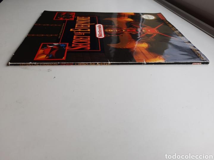 Videojuegos y Consolas: Manual guia Secret of Evermore SUPER NINTENDO SNES - Foto 3 - 261822550